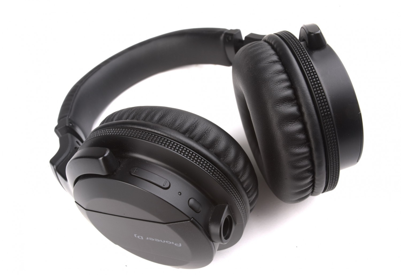 Kopfhörer Hifi Pioneer DJ HDJ-CUE1 BT, Pioneer DJ HDJ-CUE1 im Test , Bild 4