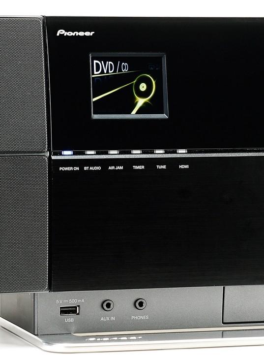 Micro-Anlagen Pioneer X-SMC5 im Test, Bild 4
