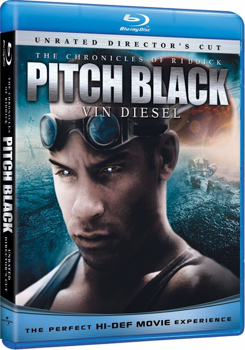 Blu-ray Film Pitch Black im Test, Bild 1