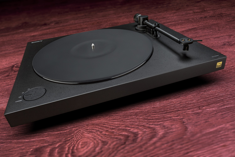 Test Plattenspieler - Sony PS-HX 500 - Bildergalerie