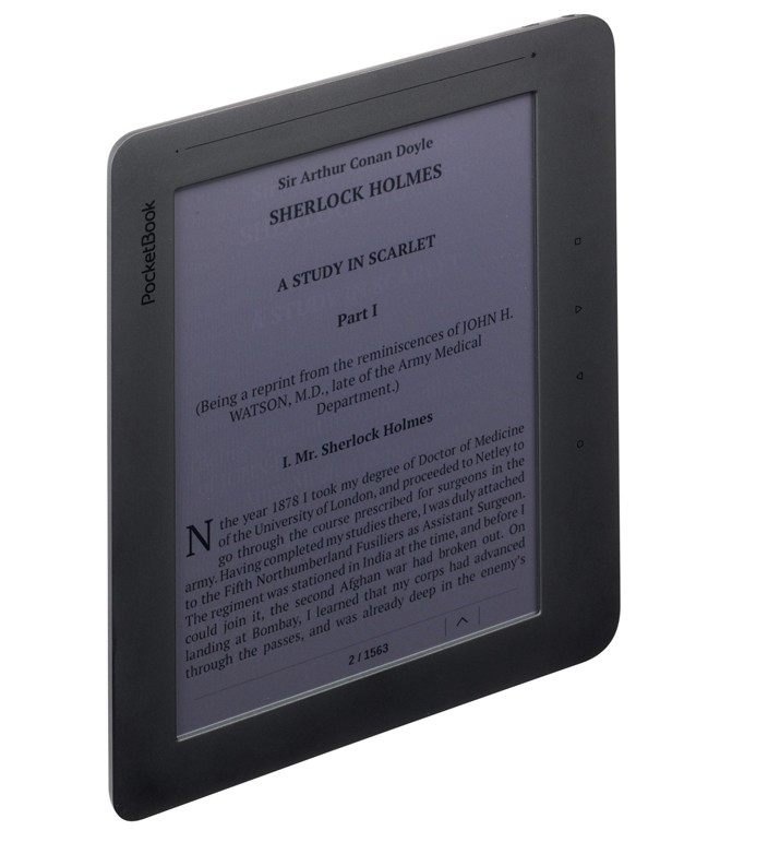 E-Book Reader Pocketbook Color Lux im Test, Bild 2