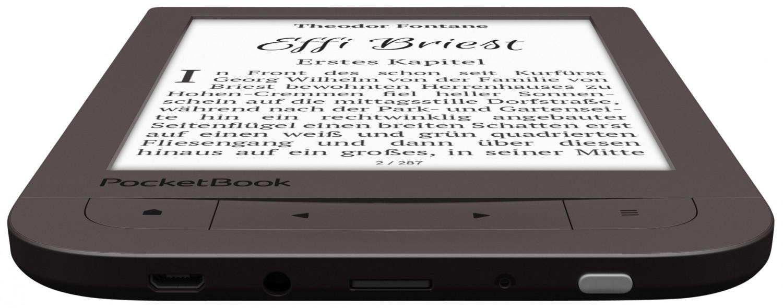 E-Book Reader Pocketbook Touch HD 2 im Test, Bild 2