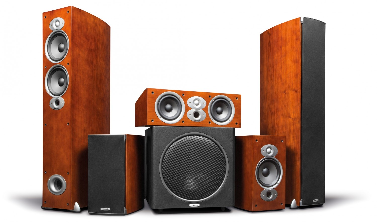 Lautsprecher Surround Polk Audio RTi-Serie 5.1-Set im Test, Bild 1
