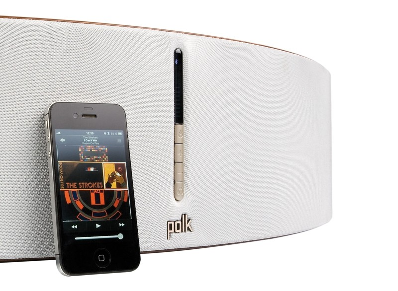 Docking Stations Polk Audio Woodbourne im Test, Bild 1