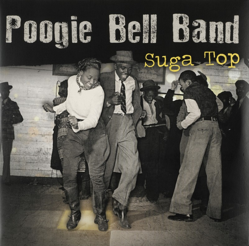 Schallplatte Poogie Bell Band – Suga Top (Moosicus Records) im Test, Bild 1