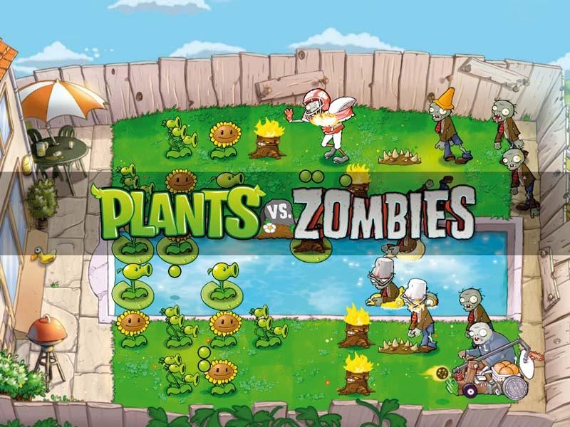 Games iPad PopCap Pflanzen gegen Zombies im Test, Bild 1