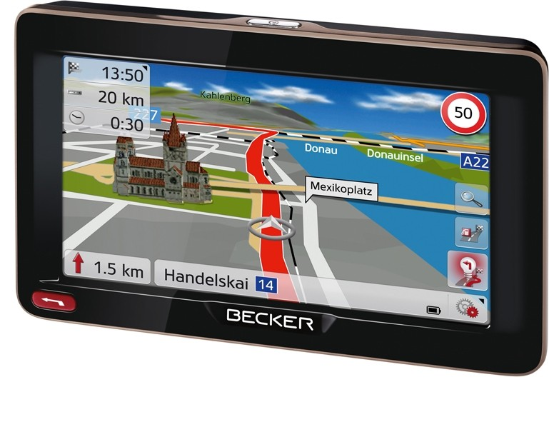 Test Portable Navigationssysteme