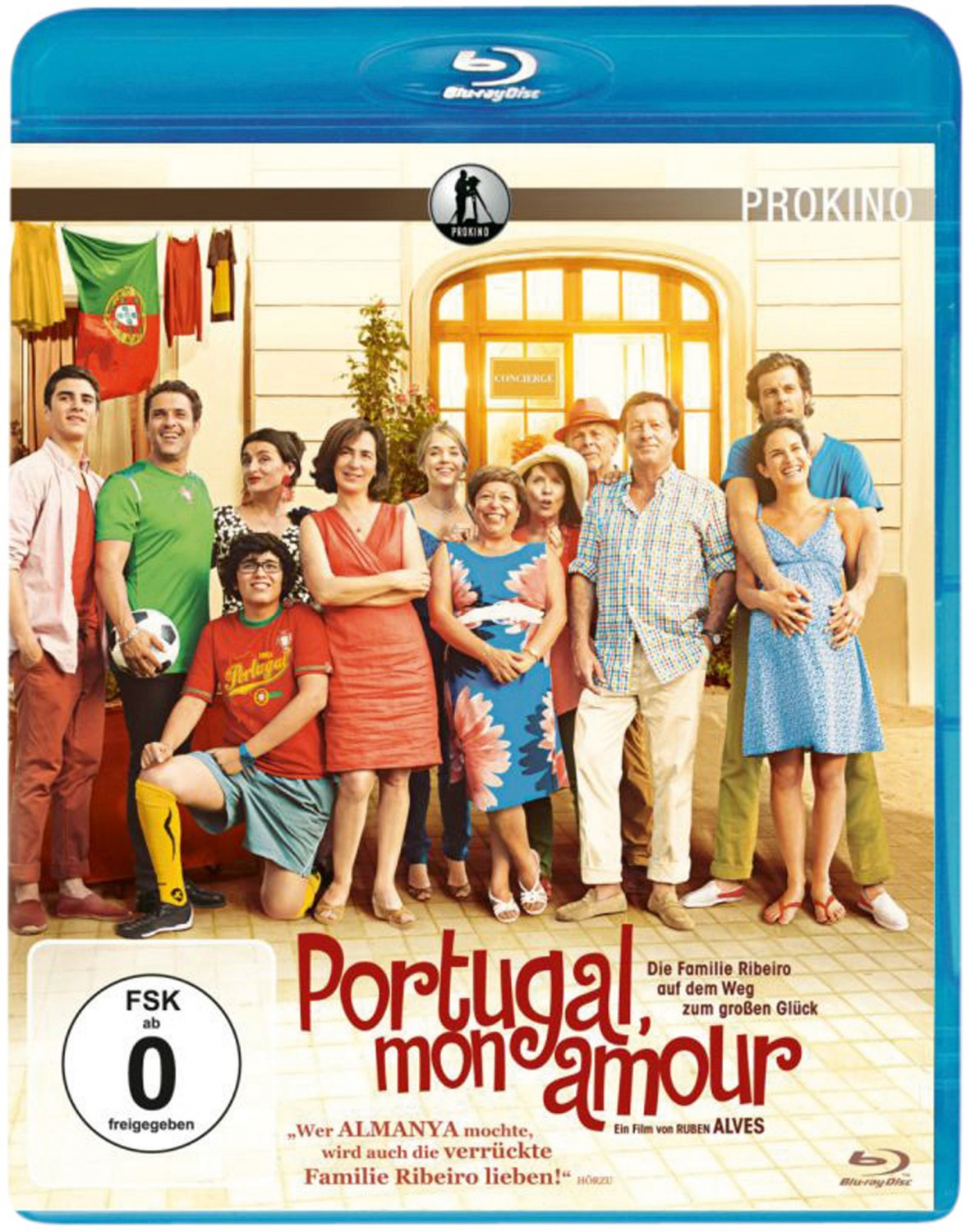 Blu-ray Film Portugal, mon amour (Prokino) im Test, Bild 1