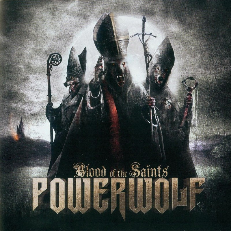 Schallplatte Powerwolf – Blood of the Saints (Metal Blade Records) im Test, Bild 1
