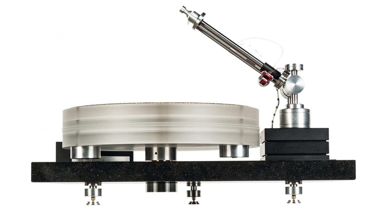 Plattenspieler Pre-audio ASP-1501N im Test, Bild 2
