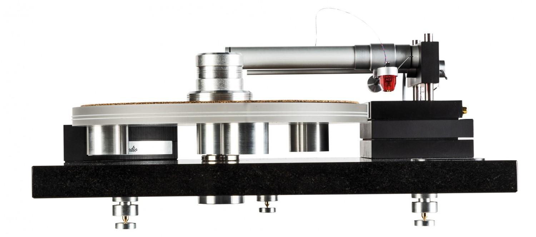Plattenspieler Pre-audio DE-1800 im Test, Bild 3