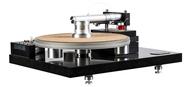 Plattenspieler Pre-audio DE-1800 im Test, Bild 7