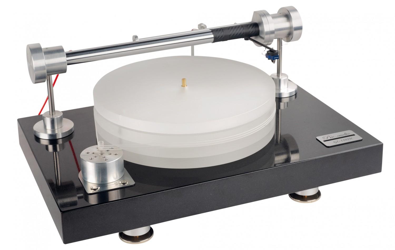 Plattenspieler Pre-audio GL-1102AN im Test, Bild 3