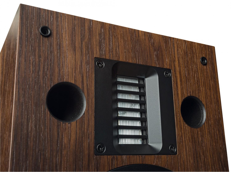 Lautsprecher Stereo Precide Heil AMT Aulos Bookshelf im Test, Bild 2