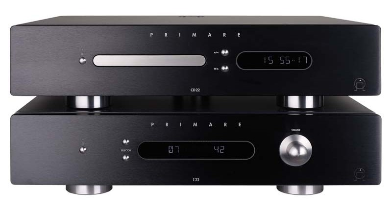 CD-Player Primare CD22, Primare I22 im Test , Bild 1