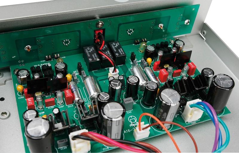 Phono Vorstufen Primare R-32 im Test, Bild 3