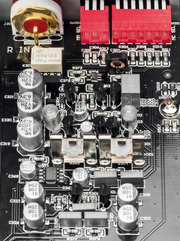 Phono Vorstufen Primare R-35 im Test, Bild 6