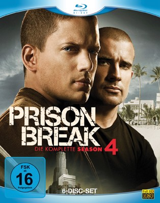 Blu-ray Film Prison Break - Season 2 & 4 (Fox) im Test, Bild 2