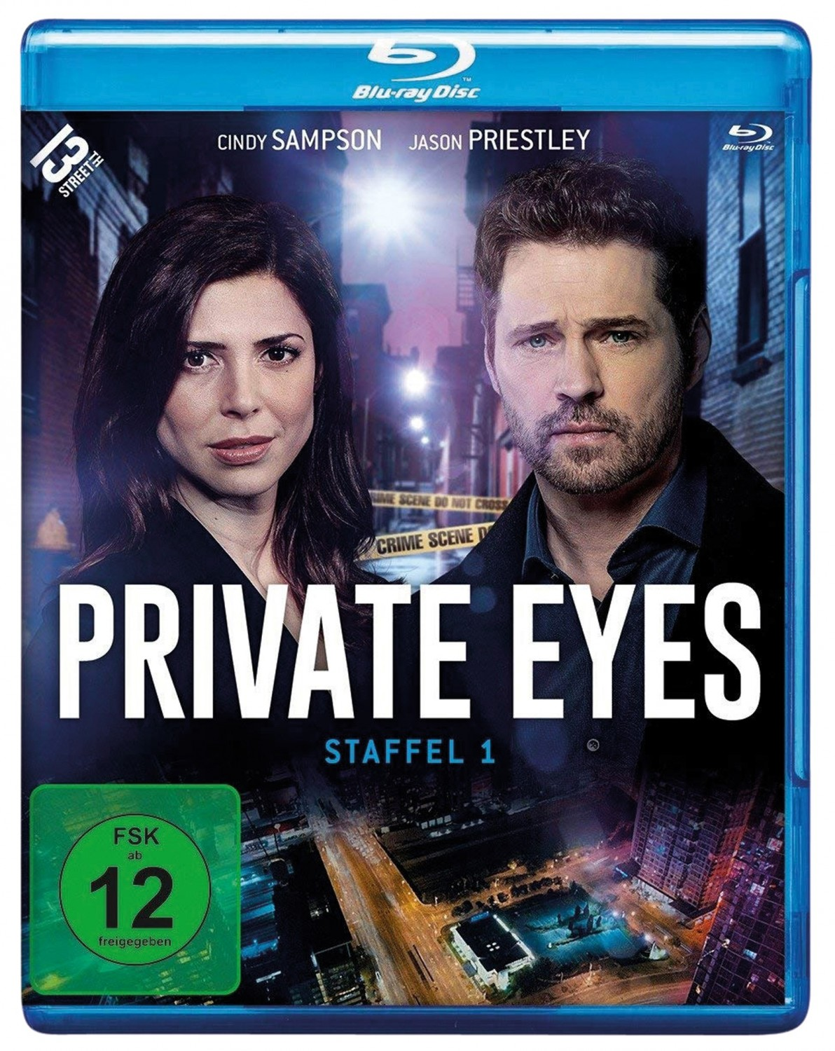 Blu-ray Film Private Eyes S1 (Edel:Motion) im Test, Bild 1