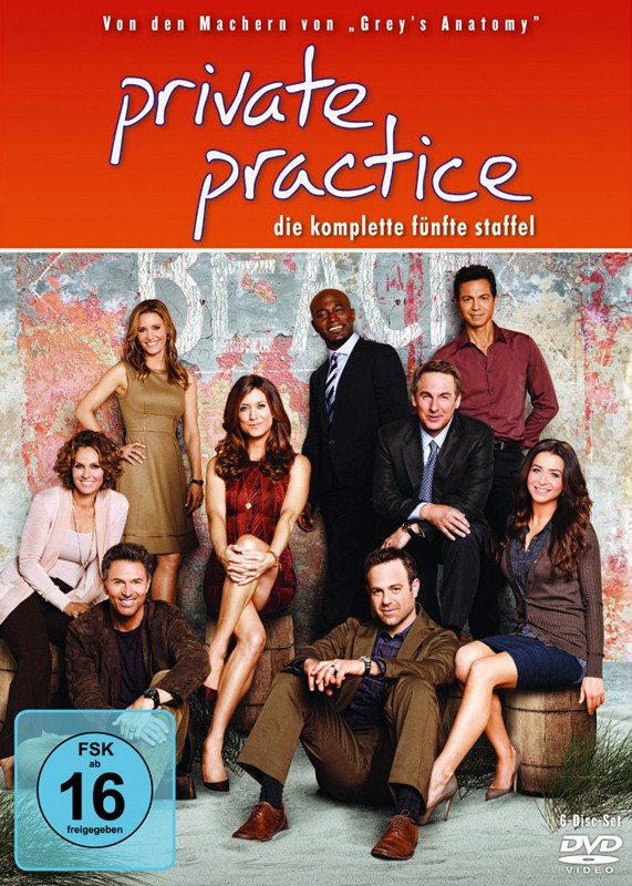 DVD Film Private Practice Seas. 5 (Walt Disney) im Test, Bild 1