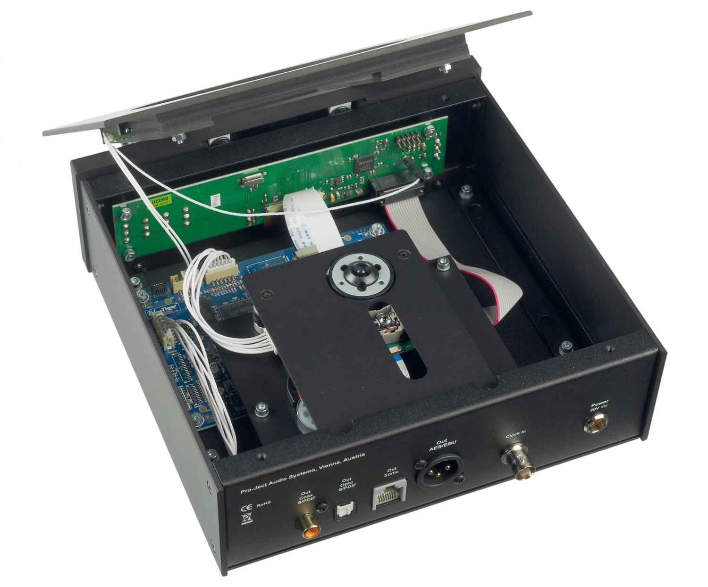 test cd player d a wandler bildergalerie bild 6. Black Bedroom Furniture Sets. Home Design Ideas