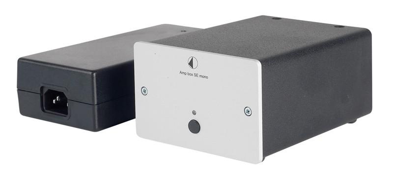 Stereovorstufen Pro-ject Pre Box SE, Pro-ject Amp Box SE Mono im Test , Bild 6