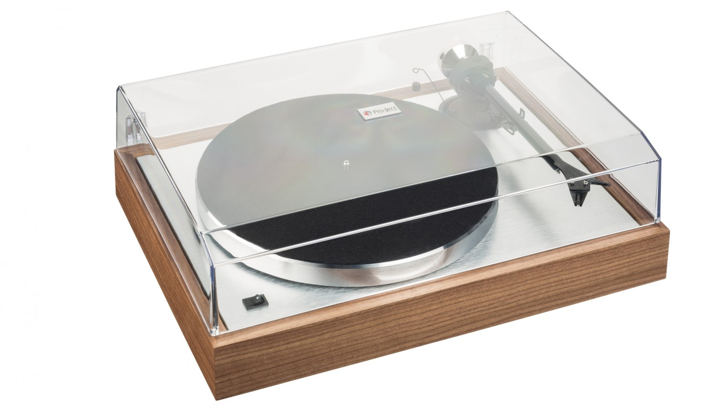 "Plattenspieler Pro-ject ""The Classic"" Ortofon 2M Silver im Test, Bild 5"