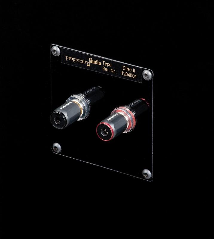 Lautsprecher Stereo Progressive Audio Elise II im Test, Bild 6