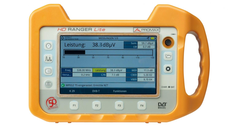 Zubehör Heimkino Promax HD Ranger lite im Test, Bild 2
