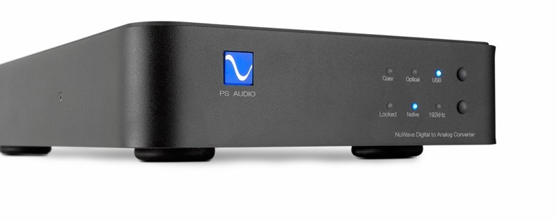 D/A-Wandler PS Audio NuWAve DAC im Test, Bild 1