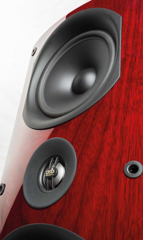 Lautsprecher Stereo PSB Imagine T3 im Test, Bild 3