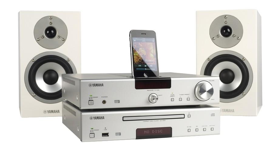 test stereoanlagen yamaha mcs 1330 sehr gut seite 1. Black Bedroom Furniture Sets. Home Design Ideas