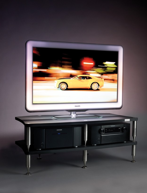 test fernseher philips 40pfl9904h aurea lg 47sl9000. Black Bedroom Furniture Sets. Home Design Ideas