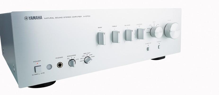 Test Vollverstärker - Yamaha A-S700