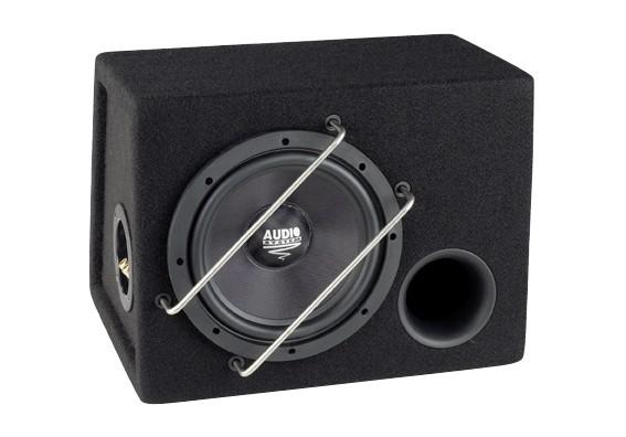 Car-Hifi Subwoofer Gehäuse Audio System HX 08 SQ BR im Test, Bild 14