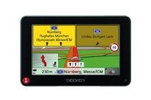 Portable Navigationssysteme Becker Traffic Assist Z113, Falk M4 3rd im Test , Bild 2