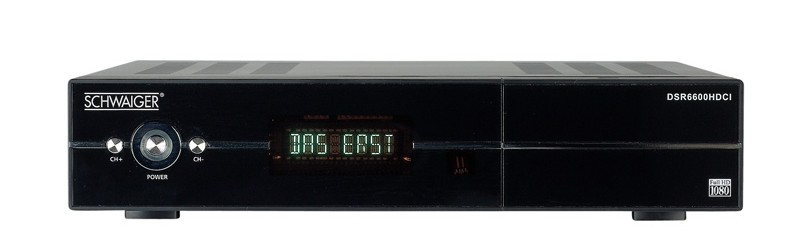 Sat Receiver ohne Festplatte Schwaiger DSR6600HDCI im Test, Bild 9