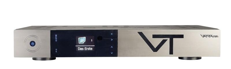 Sat Receiver mit Festplatte Vantage VT-1 im Test, Bild 11