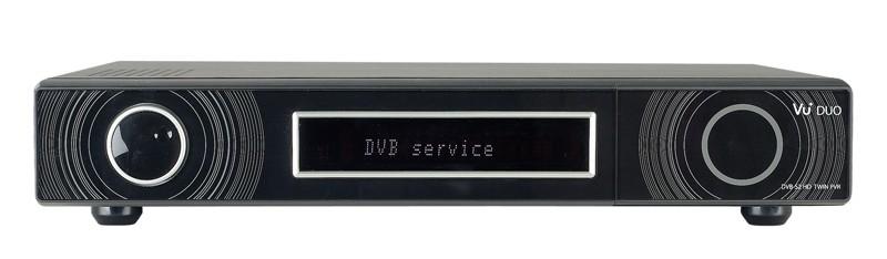 Sat Receiver mit Festplatte VU+ DUO im Test, Bild 13