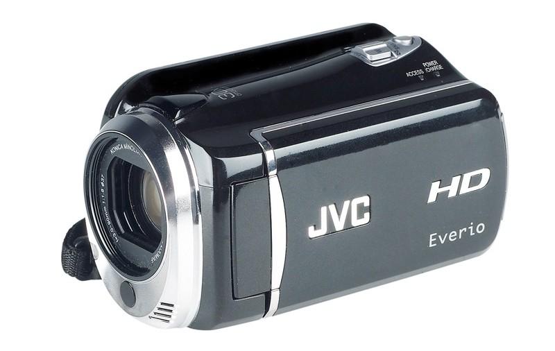 Camcorder JVC Everio GZ-HD620 im Test, Bild 2