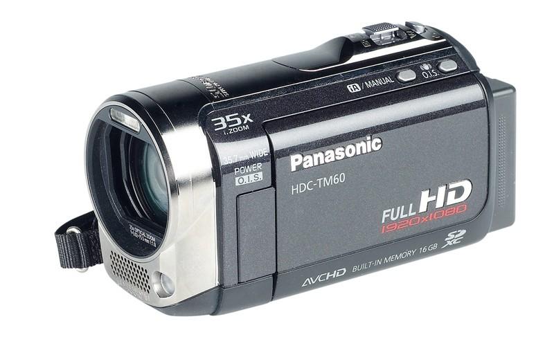 Camcorder Panasonic HDC-TM60 im Test, Bild 7