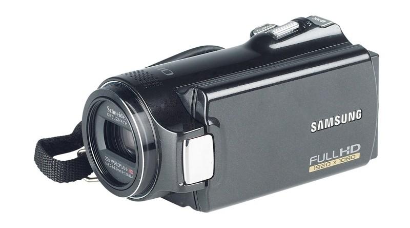 Camcorder Samsung HMX-H200 im Test, Bild 12