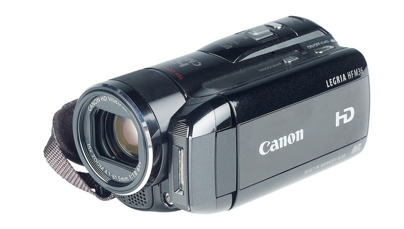 Camcorder Canon Legria HF M36 im Test, Bild 22