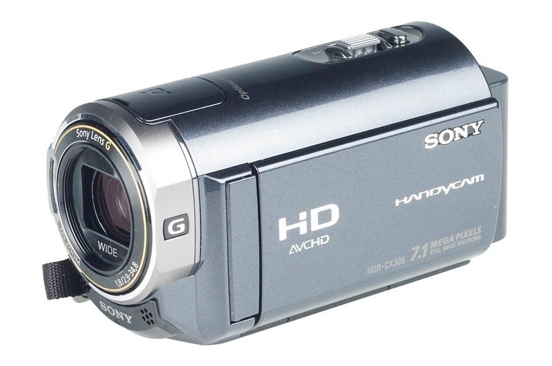 Camcorder Sony HDR-CX305 im Test, Bild 32