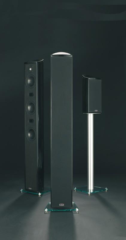 Test Lautsprecher Surround - German Maestro Linea-D