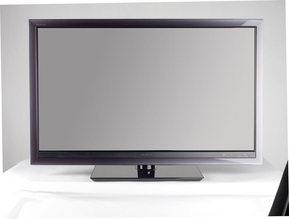 test fernseher sony bravia kdl 46z5800 sehr gut. Black Bedroom Furniture Sets. Home Design Ideas