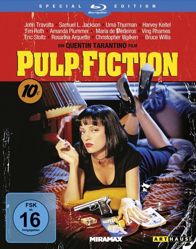 Blu-ray Film Pulp Fiction (Studiocanal) im Test, Bild 1