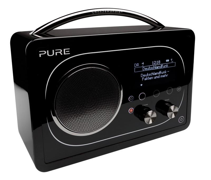 Internetradios Pure Evoke F4 im Test, Bild 1