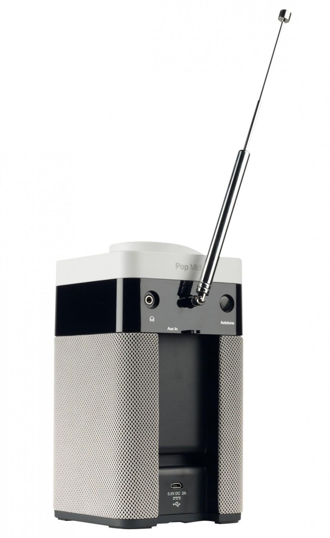 DAB+ Radio Pure Pop Midi P440 im Test, Bild 2