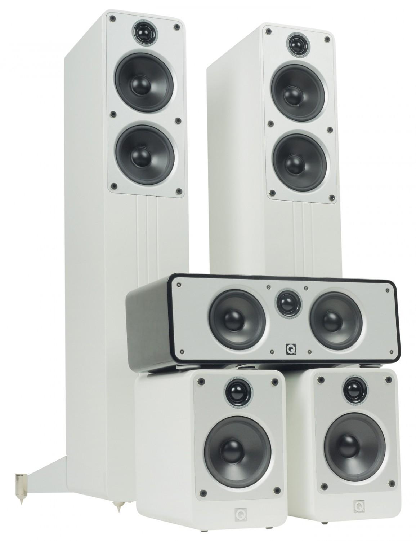 Lautsprecher Surround Q Acoustics Concept 40-Set im Test, Bild 3